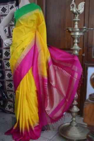 """Pretty Multicolor Color Soft Silk Designer Sarees - cnd710  30"""""""