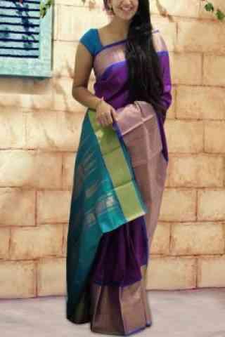 """Graceful Multi Color Soft Silk Designer Sarees - cnd696 30"""""""